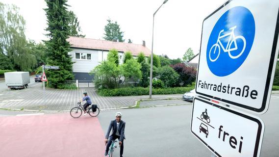 Sechs Kilometer: Hier kommt Nürnbergs längste Fahrradstraße