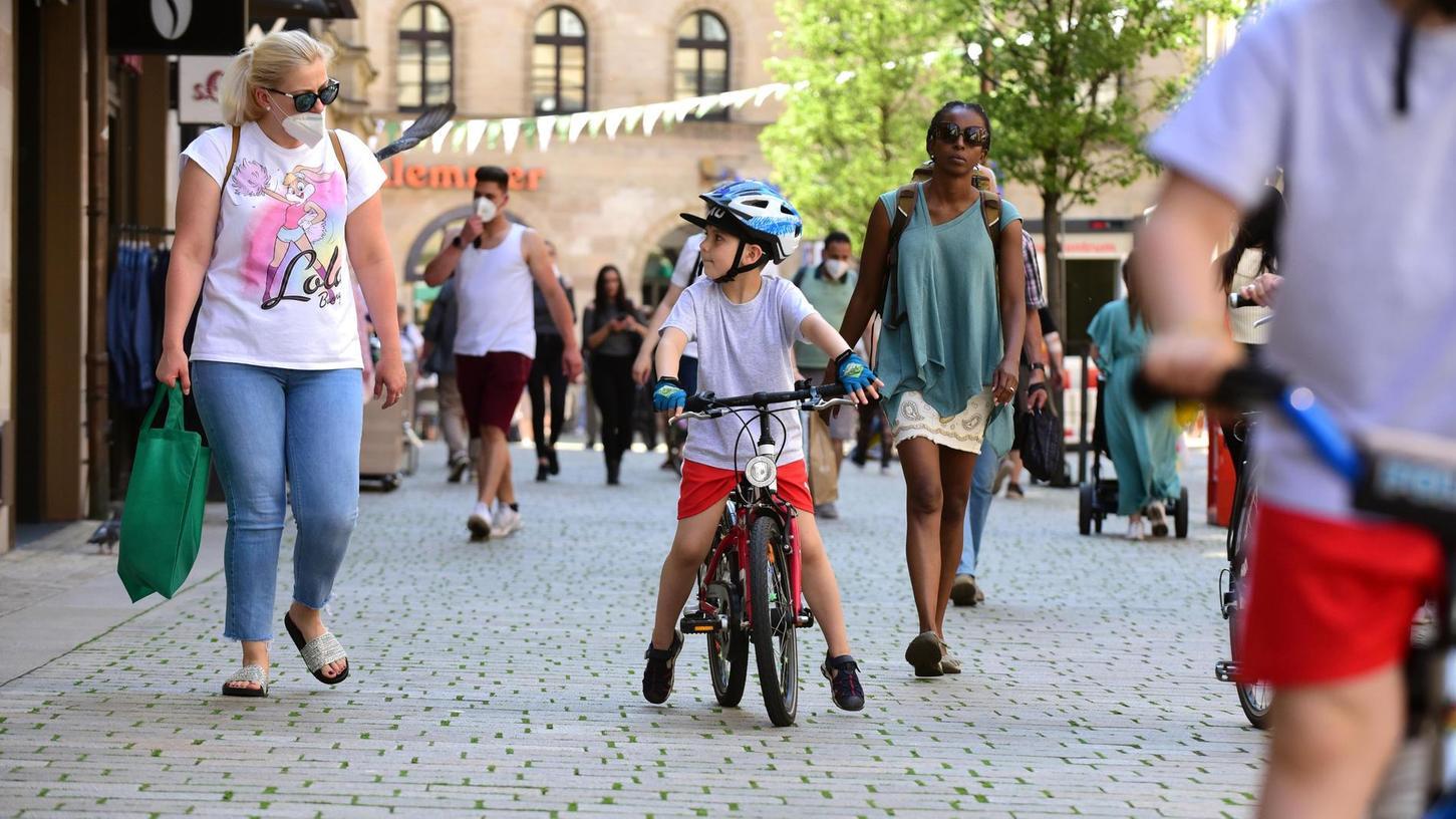 Die Fürther Innenstadt soll voller werden – das wünscht sich die IHK und hat dafür verschiedene Ideen.