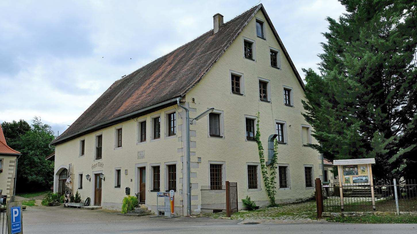 Die Hohenmühle, auch als Gaststätte gut bekannt, soll umgenutzt werden. Der Bausenat hat dem Einbau von sieben Wohnungen zugestimmt.