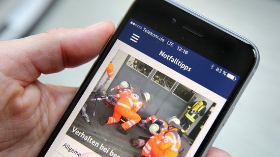 Warnung vor schweren Unwettern: Diese Apps brauchen Sie jetzt