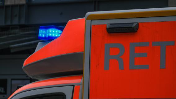 Vierjährige bei Unfall auf der A7 nahe Feuchtwangen verletzt