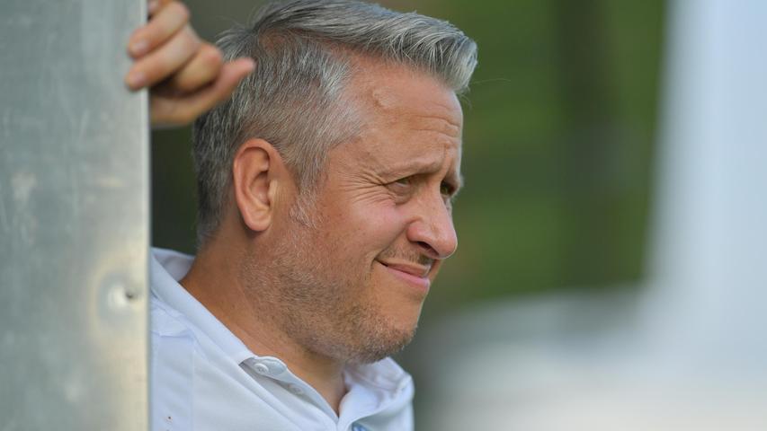 Markus Mattes war nach dem Spiel daher sehr froh über den Sieg, er sagte aber auch: