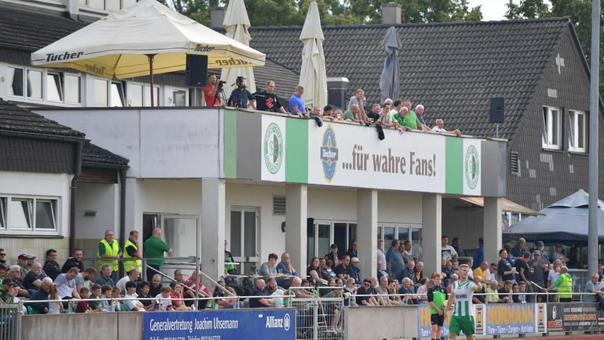 Endlich wieder Fußball live: SC Eltersdorf startet in die Regionalliga
