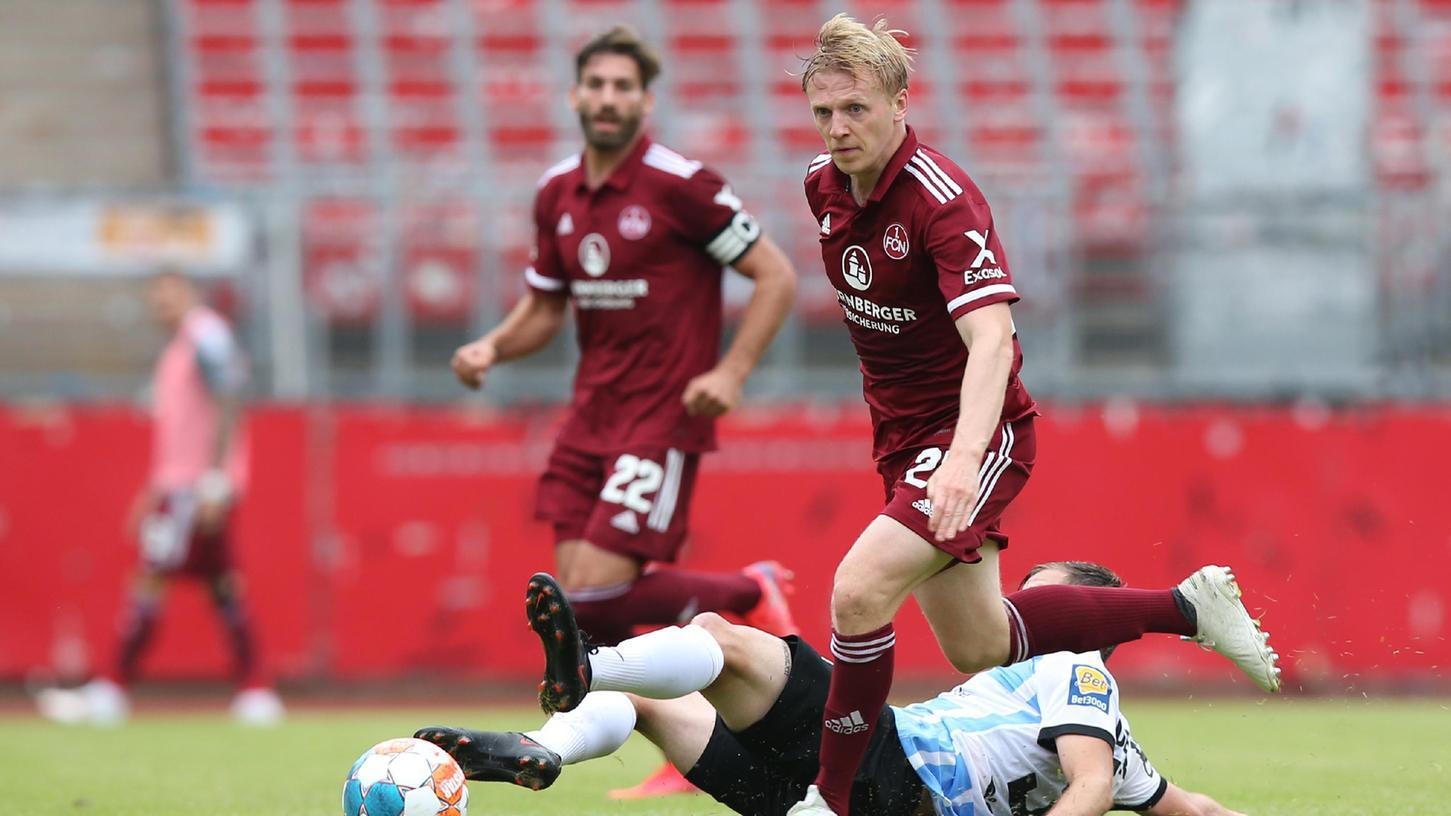 Reißt die Mannschaft mit und seine Gegner um:Mats Möller Daehli