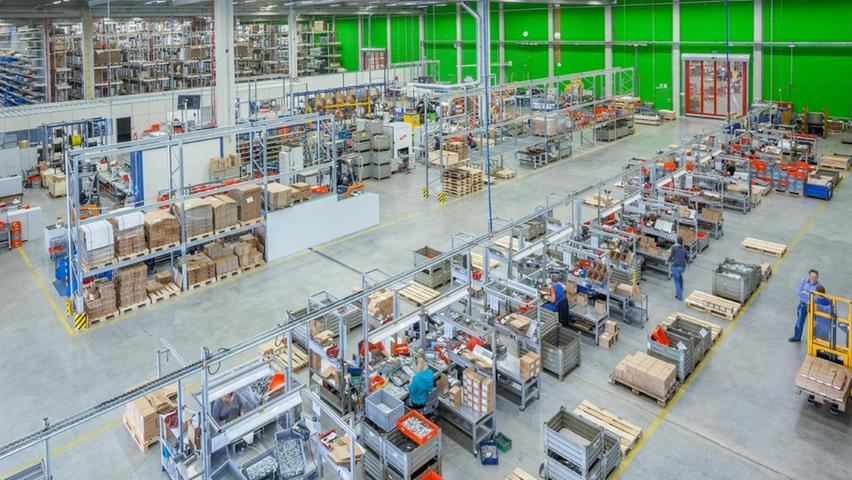 In Neumarkt und Mühlhausen sind bei Dehn rund 1400 Menschen beschäftigt.