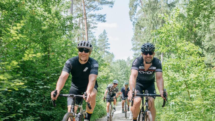 Tour mit der Schleudergang: Mit dem Gravel-Bike um Nürnberg