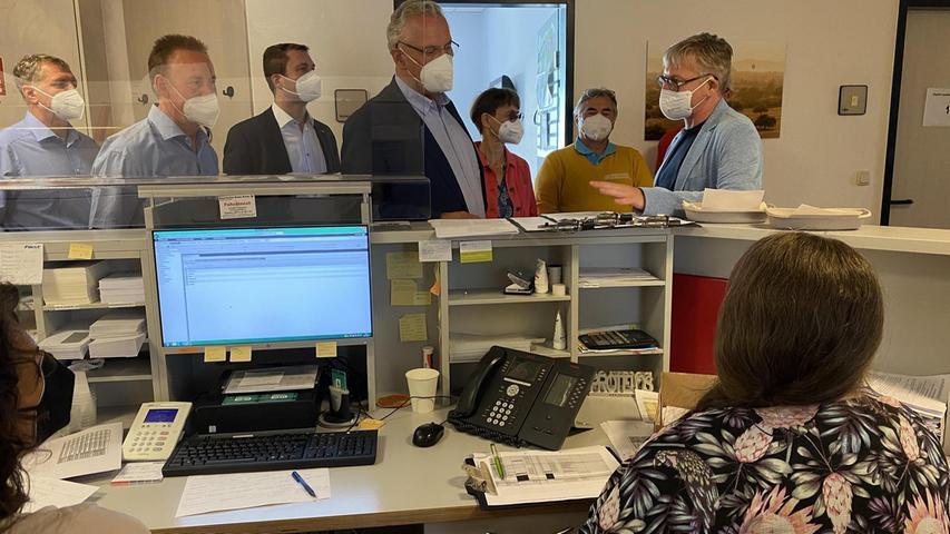Gastro-Impfung in Fürth: Furcht vor vierter Welle