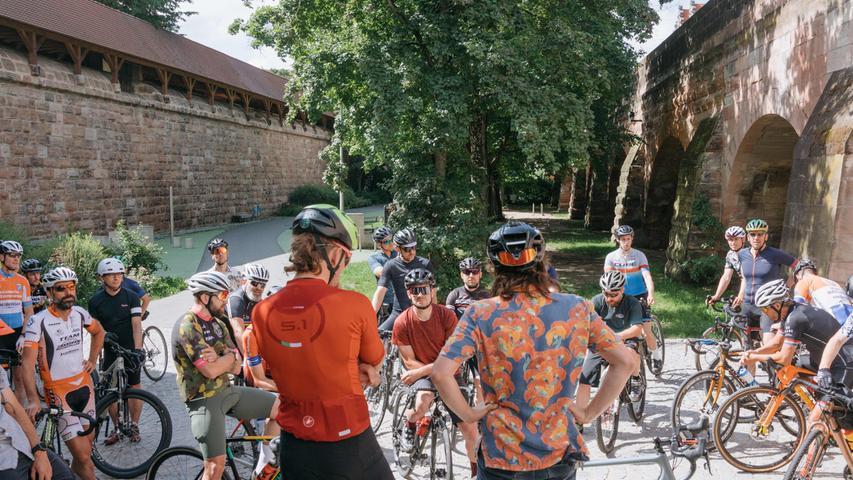Tour de Franken im Vorfeld der Deutschland Tour Fotos von David Voll / MTB Kids Training am Schmausenbuck heute und ein paar  Fotos der Gravel Bike Runde (100km Rund um Nürnberg auf Trails mit dem  Cross-/Gravel oder MTB ) Martin Schmidt