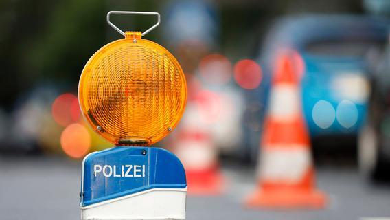 Erlangen: 15 Unfälle auf der A3 zum Wochenend-Beginn