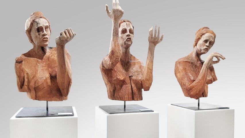 Alle Bilder, alle Teilnehmer: Die Werke beim 29. NN-Kunstpreis