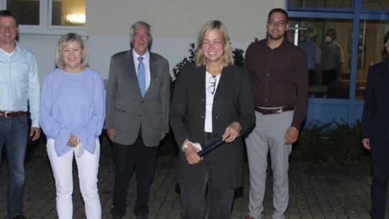 Kristina Becker ist Kreisvorsitzende der CSU