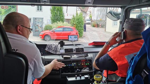 Malteser aus Waischenfeld in Katastrophengebiet aufgebrochen