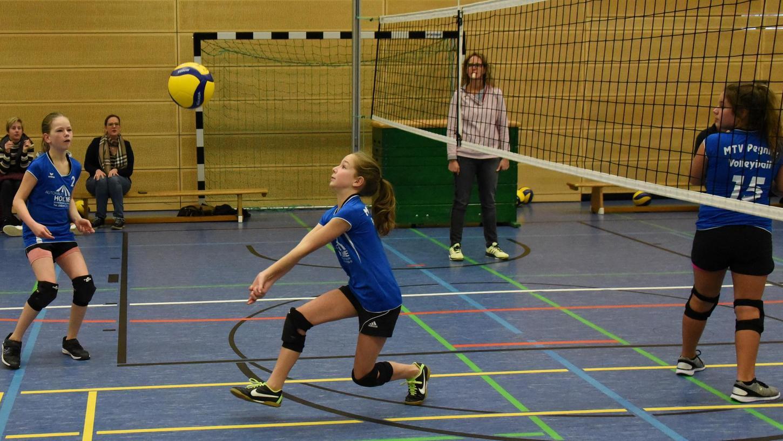 Der Nachwuchs ist beim MTV Pegnitz noch am Ball (hier ein Bild aus dem Vorjahr), eine Damenmannschaft scheint derzeit eher illusorisch.