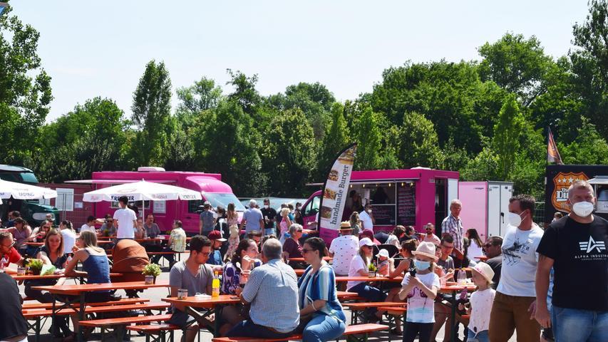 Das Schlemmen geht weiter: Am 31. Juli/1. August hat der Landkreis das Festival für Scheinfeld genehmigt.