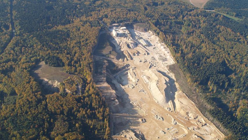 BN fordert Ablehnung der Steinbrucherweiterung