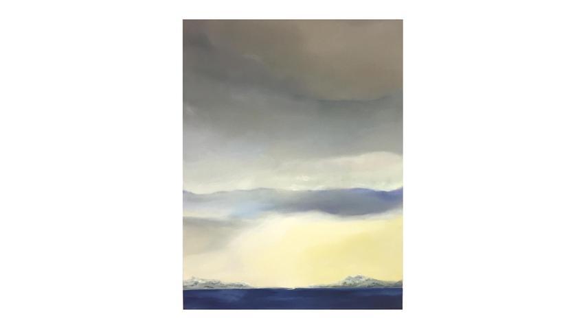 Dieses Gemälde von Eleonora Kirchgessner trägt keinen Titel.
