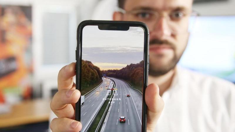Die neue App der Autobahn GmbH des Bundes soll Fahrern verlässlicheund schnelle Informationen liefern.