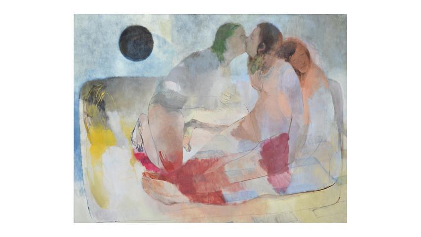 Fatma Güdüs Gemälde