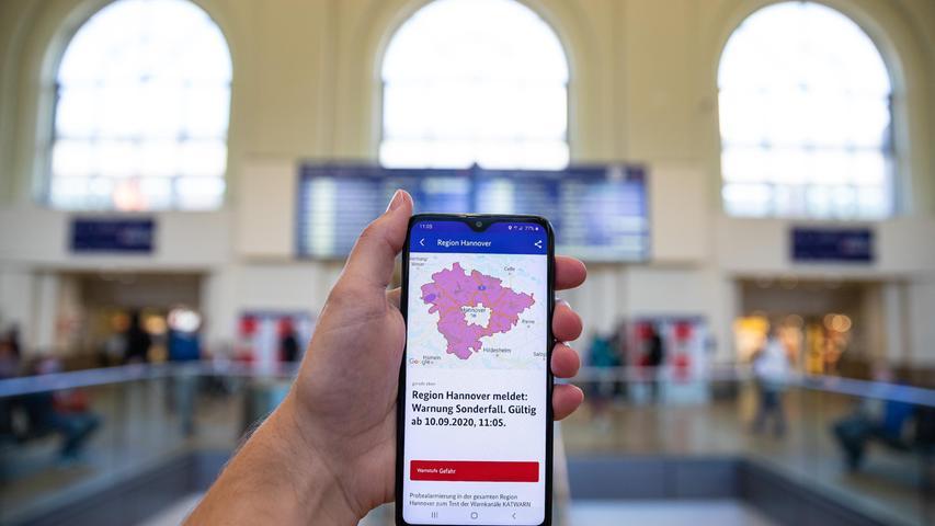 Kommentar zum Katastrophenschutz: SMS rettet Leben