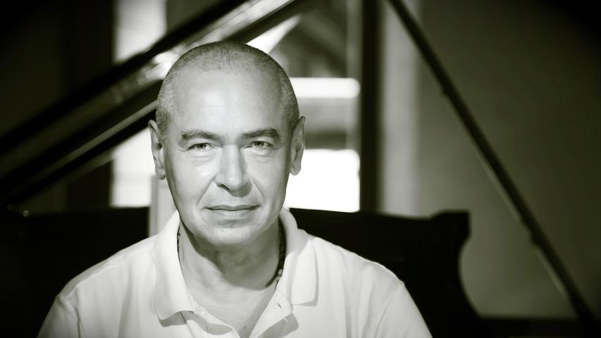 Früher wild, heute mit Tiefgang: der Pianist Ivo Pogorelich.