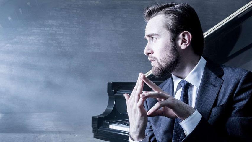 Einer der spannendsten Pianisten seiner Generation: Daniil Trifonov kommt nach Nürnberg.