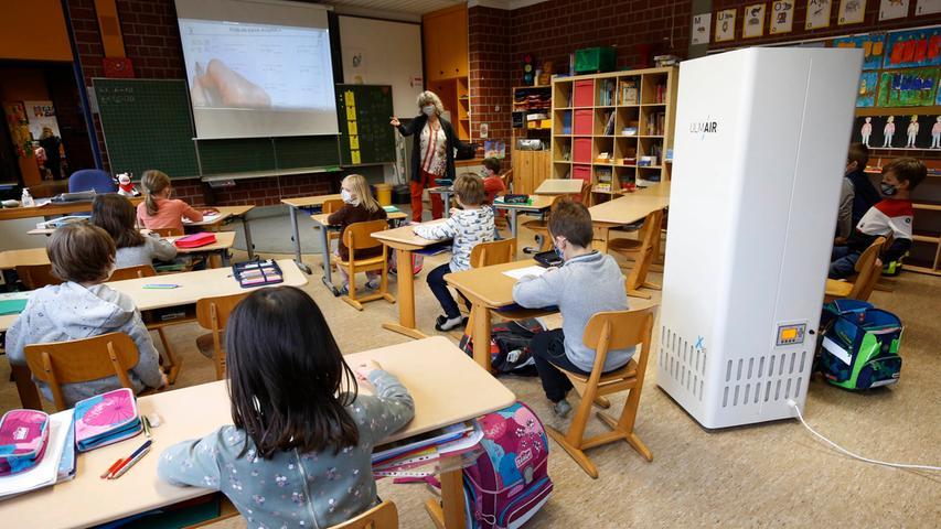 Schwabach: Nur 36 zusätzliche Lüftungsgeräte für 350 Klassenzimmer
