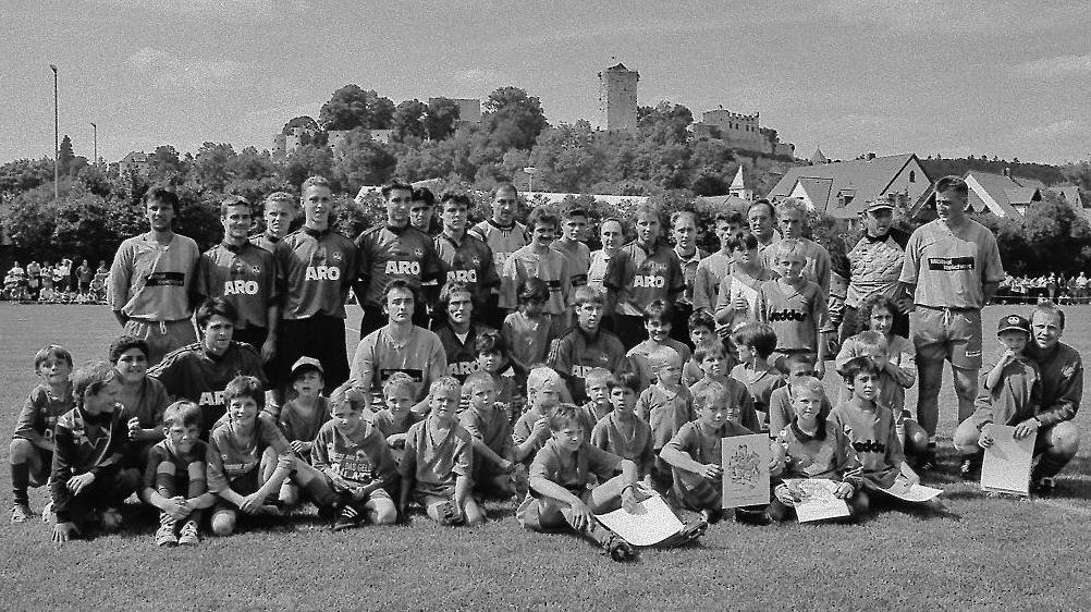 Der Club als Regionalligist zu Gast in Pappenheim