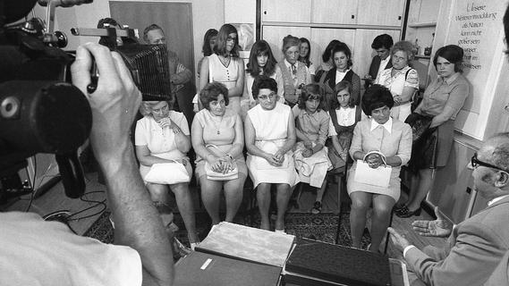 22. Juli 1971: Empörte Mütter stürmten das Rathaus