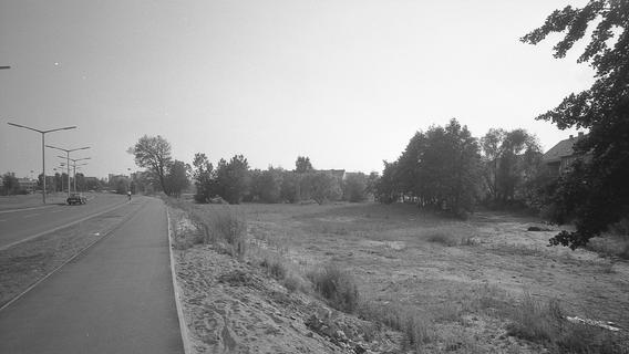 23. Juli 1971: Hochschule im alten Pegnitz-Bett
