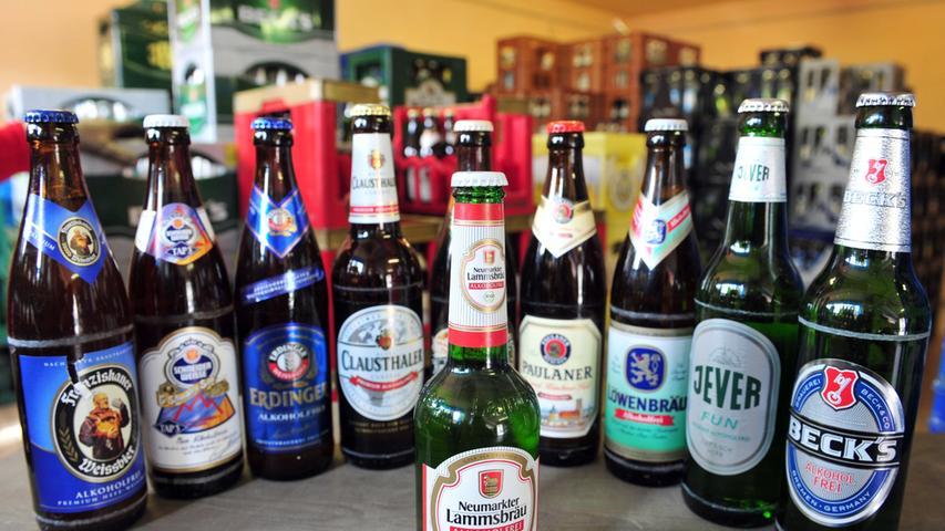 Jedem Tierchen sein Bierchen: Hefe im Wunderland