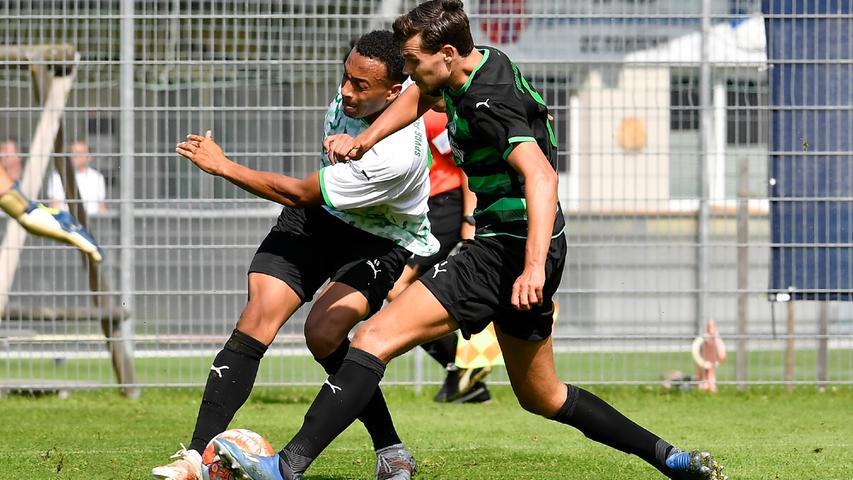 Viele Einsatzminuten für U23-Lizenzspieler: Geld fürs Kleeblatt und den FCN