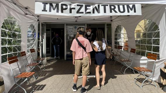 Impfzentrum Fürth appelliert: