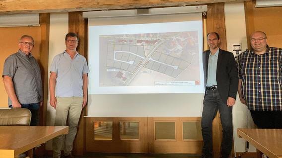 24 neue Bauplätze in Hollfeld geplant