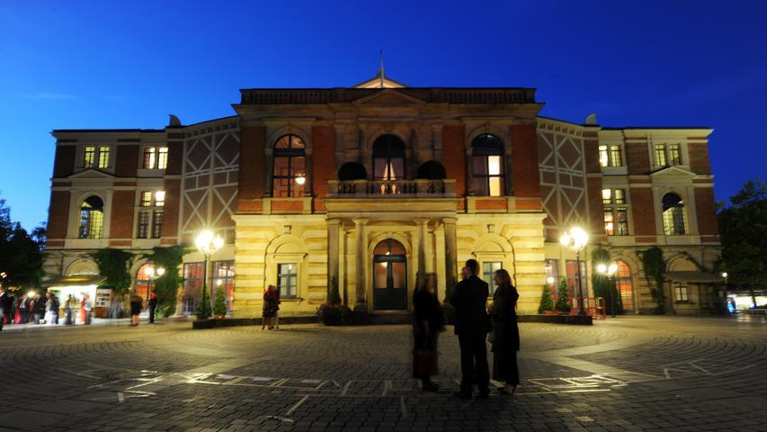 Was bei den Bayreuther Festspielen 2021 alles anders ist