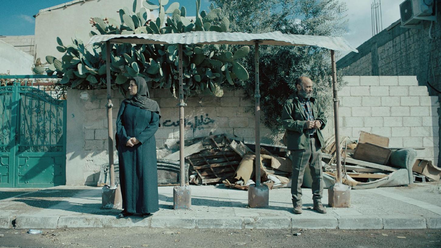 Schwierige Annäherung: Issa (Salim Daw) und seine Herzensdame Siham (Hiam Abbass) in