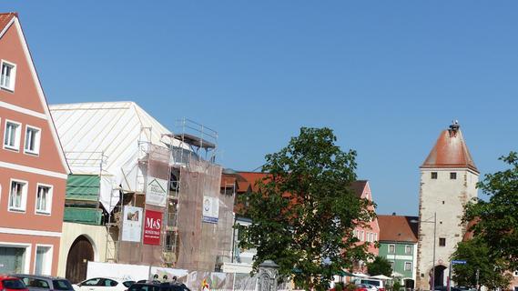 Stadlmann-Anwesen bekommt Lüftungsanlage und Außenputz
