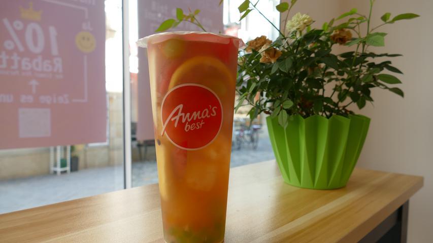 Trendgetränk aus Taiwan: Wo Bubble Tea in Bamberg zu finden ist