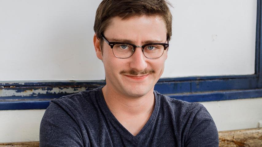 Andreas Thamm hat Erfolg mit Büchern für heranwachsende Jugendliche.