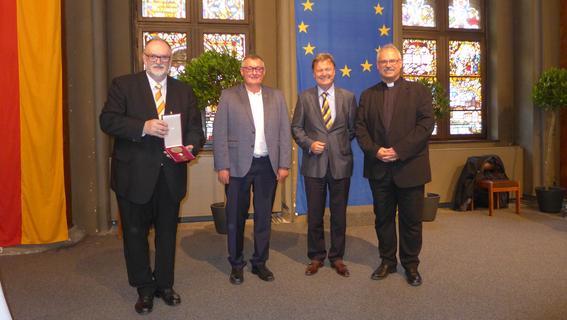 Wolfgang Bub erhält hohe Auszeichnung