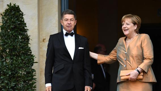 Angela Merkel kommt zu den Bayreuther Festspielen