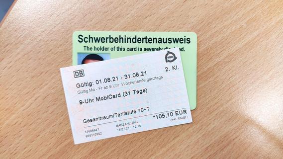 Gratis MobiCard für Personen mit Behinderung