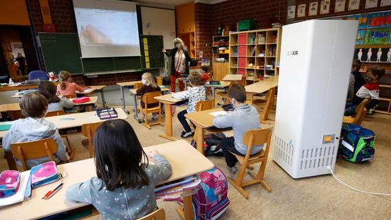 Kreis Forchheim: Trotz Luftfilter bleibt der Schulbetrieb gefährdet