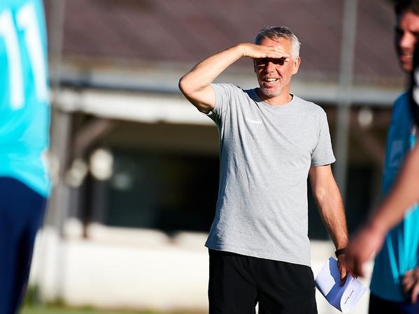 Gerd Klaus hat eine komplizierte Aufgabe beim SV Seligenporten zu bewältigen.