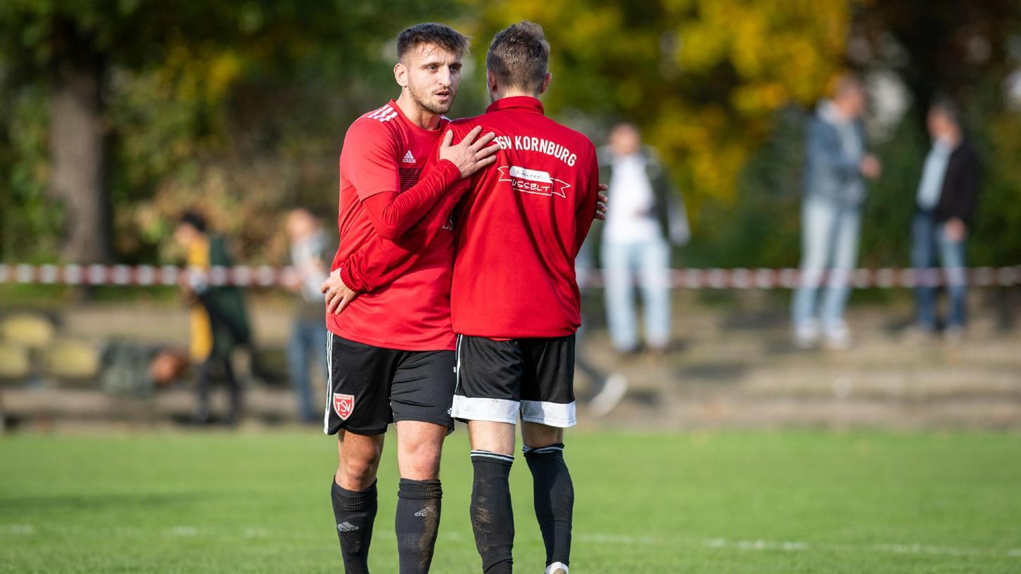 Einer der Top-Favoriten: Der TSV Kornburg hat in der Vorsaison nach dem Re-Start alles gewonnen.