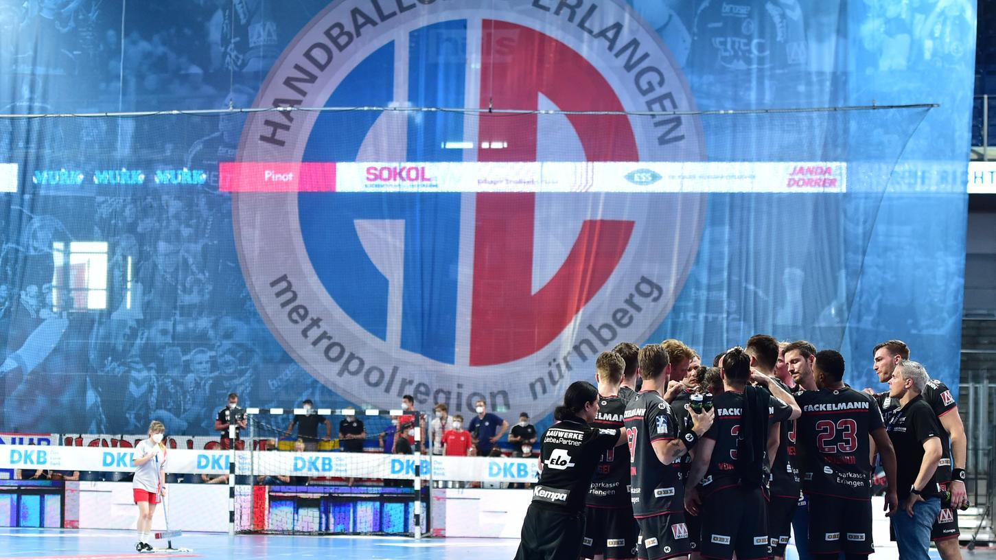 Der Bundesliga-Spielplan steht noch nicht fest - der HC Erlangen bereitet sich dennoch schon vor.