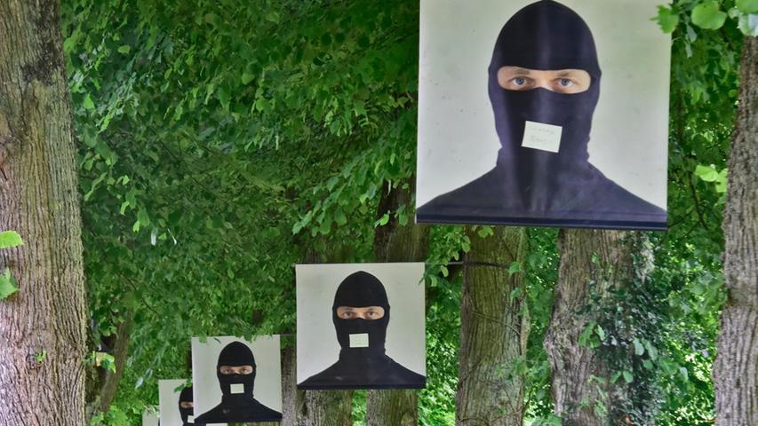 Kunst sorgt in Pappenheim für Diskussionen