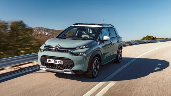 Citroën C3 Aircross: Das City-SUV wird erwachsener