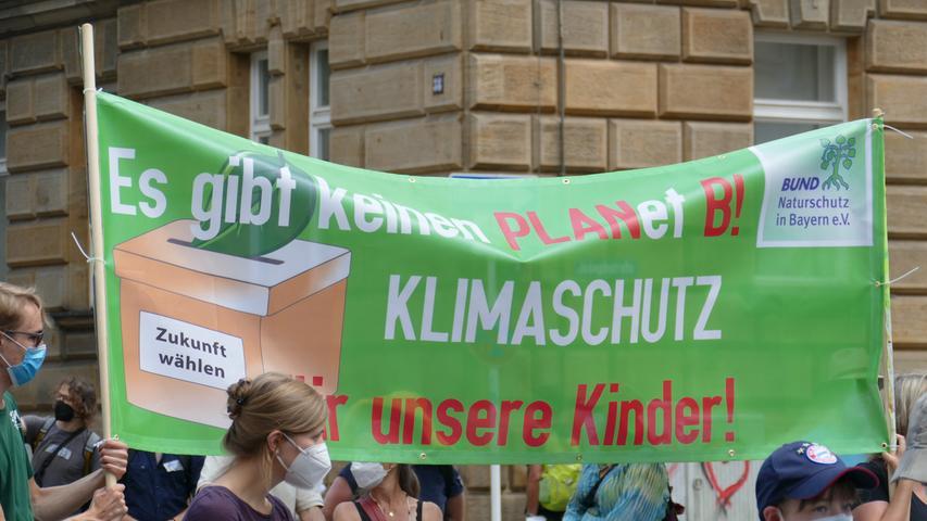 Fridays for Future geht in Bamberg auf die Straße