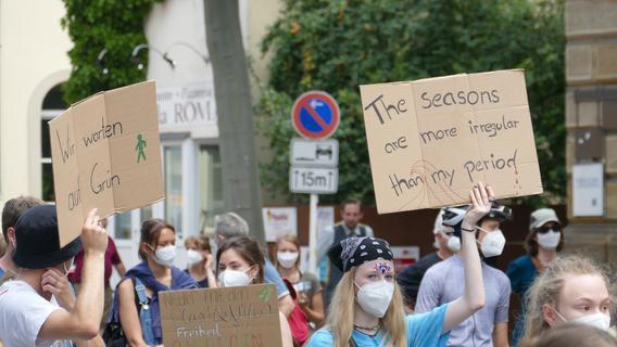 Fridays for Future will sich von der Pandemie nicht unterkriegen lassen