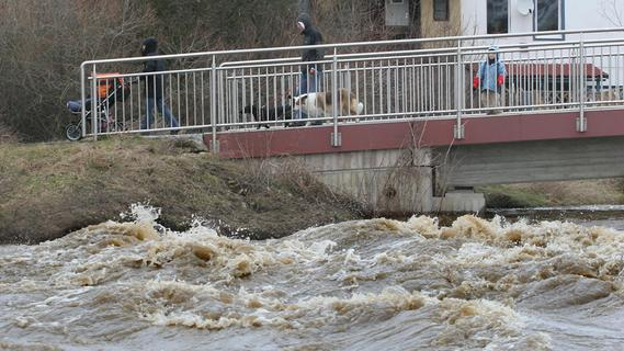 DWD warnt am Sonntag erneut vor Starkregen und Unwetter in Bayern